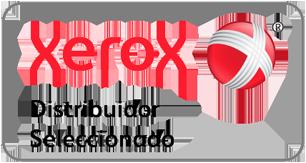 Xerox distribuidor seleccionado